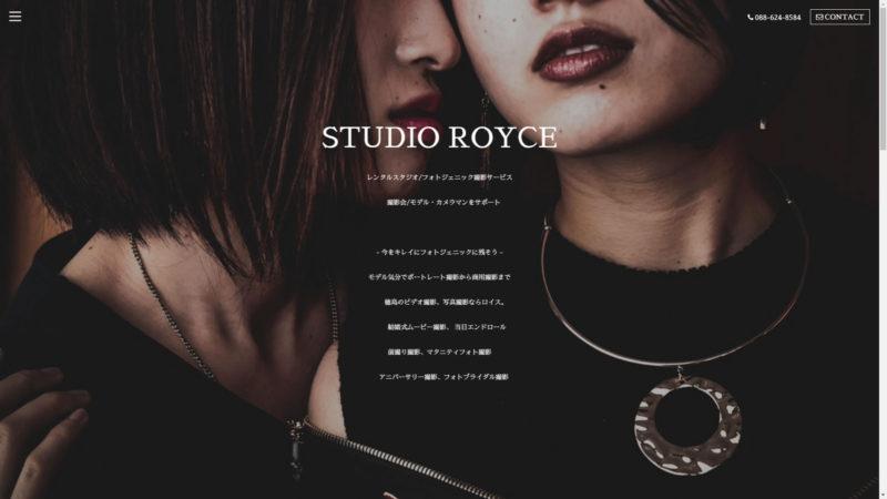 STUDIO ROYCE
